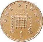 1 пенни 1987 Великобритания VF