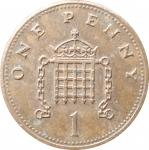1 пенни 1989 Великобритания VF