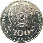 100 тенге 2016 Хаммит Ергали UNC