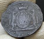 1 копейка 1773 года КМ Сибирская