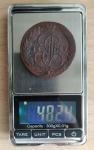 5 копеек 1769 ЕМ