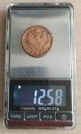 2 копейки 1825 КМ АМ